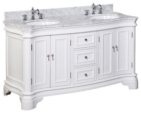 katherine bath vanity carrara white 60 quot