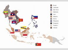 Geo Map Asia Malaysia Southeast Asia Political map