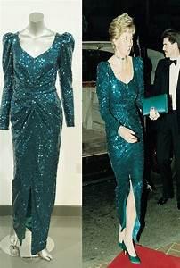 Princess Diana's Iconic Dresses - Indiatimes.com