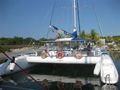 Catamaran Boat Cuba by Sailing In Cuba A Catamaran Escape In The Cayos
