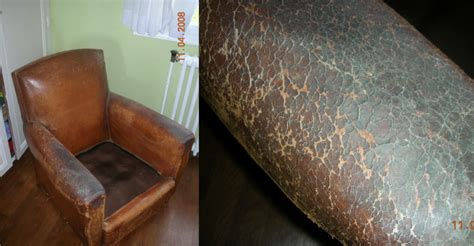 restaurer fauteuil cuir meuble de salon contemporain