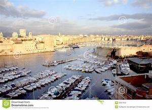 Marseille harbor