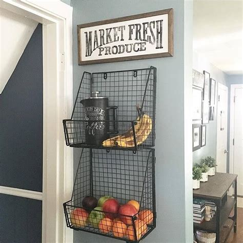 36 Best Kitchen Wall Decor Ideas And Designs For 2018