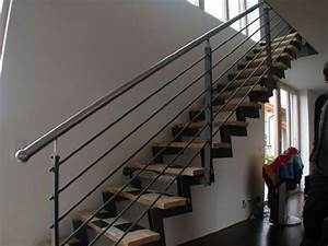 Stahl Holz Treppe : treppe aus stahl treppenandlauf aus edelstahl stairs treppen pinterest stahl treppe ~ Markanthonyermac.com Haus und Dekorationen