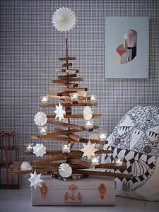 Wand Mit Fotos Dekorieren : moderne weihnachtsdeko 6 coole ideen ~ Markanthonyermac.com Haus und Dekorationen