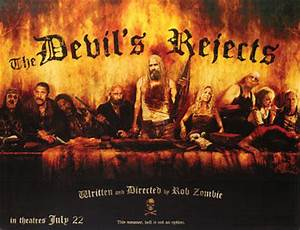 ROB ZOMBIE THE DEVILS REJECTS Promo Poster [R-20] - $19.95 ...