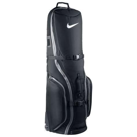 nike essential travel cover black silver 2016 achat housse de voyage de sac de golf chez