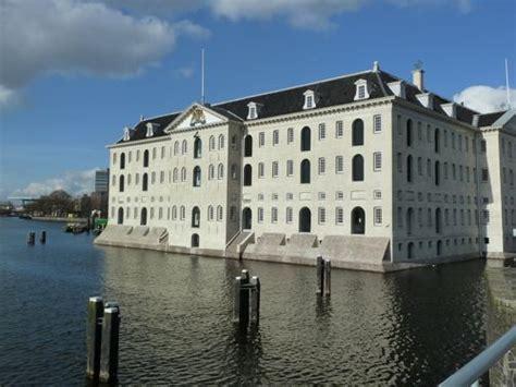 Renovatie Scheepvaartmuseum Amsterdam by Het Scheepvaartmuseum In Amsterdam Door Dok Architecten