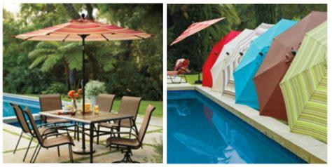 39 99 reg 190 9 ft patio umbrella at kohl s
