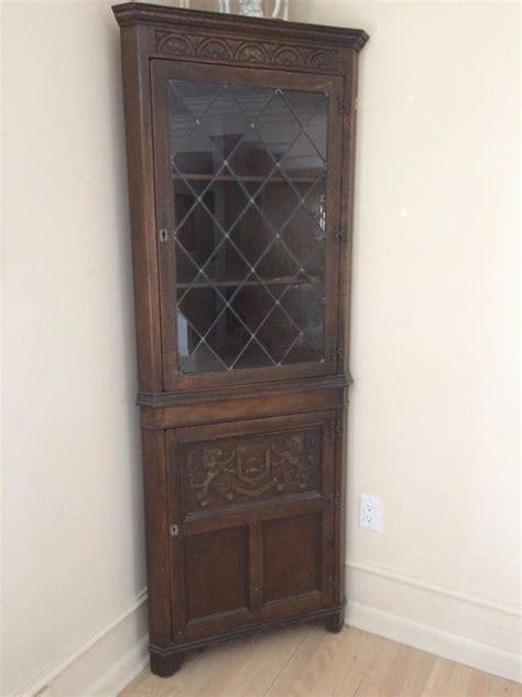 ethan allen corner cabinet for sale classifieds