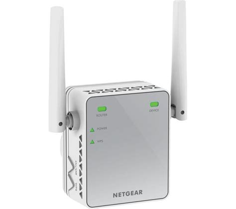 netgear ex2700 100 wifi range extender n300 single band deals pc world