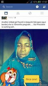 3rd Chibok Girl found... - Nairaland / General - Nigeria