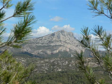 photo provence sainte victoire pr 233 s d aix photos