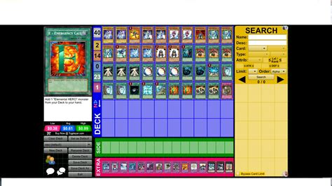 neo spacian deck profile 28 images yugioh deck on