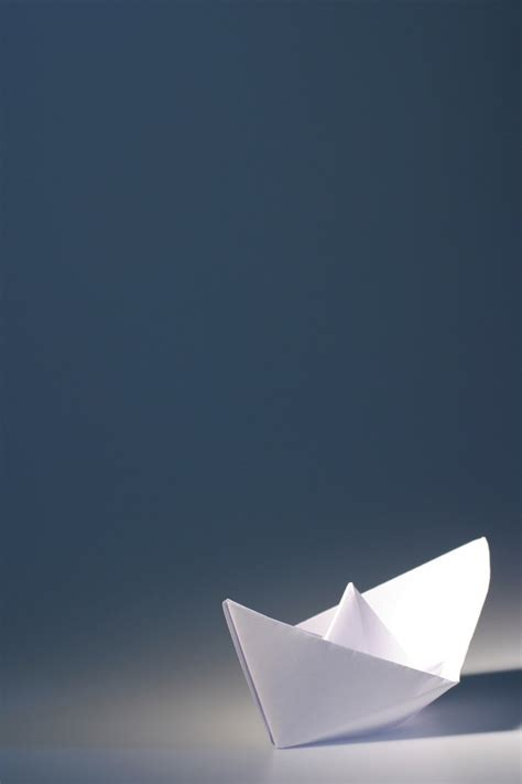 Paper Boat Drinks How To Use by Free Paper Boat Stock Photo Freeimages