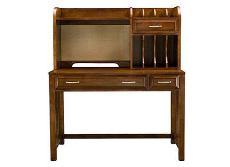 beacon writing desk and hutch office desks raymour and