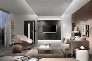 Beleuchtung Im Wohnzimmer : r ume ausleuchten wie viel licht braucht mein raum paulmann licht ~ Markanthonyermac.com Haus und Dekorationen