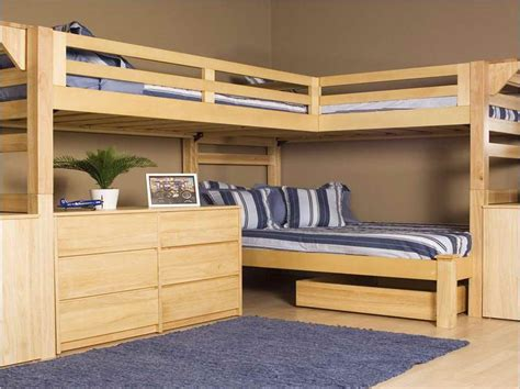Futon Bunk Bed Walmart by Plans To Build Bunk Beds With Desk 187 Woodworktips