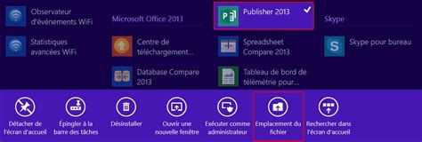 comment cr 233 er un raccourci sur le bureau de windows 8 10