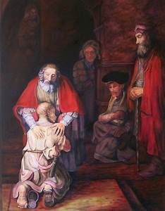 """Trust God as Abba in """"The Return of the Prodigal Son ..."""