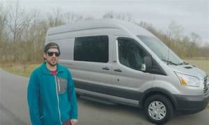 VAN TOUR – Before building our Ford Transit Camper Van ...