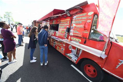 Dragon Boat Food Truck by Dragon Boat Regatta Food Truck Fest Take Place In New