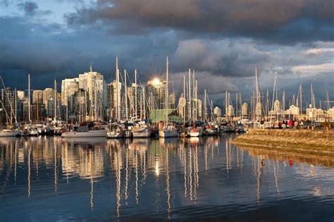 Public Boat Launch Vancouver by Vancouver Public Marinas Bcpassport
