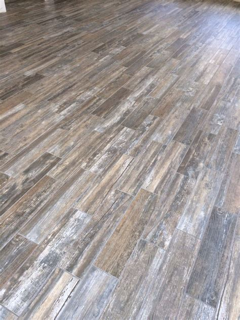 barn wood ceramic tile barn wood tile our floors finished house