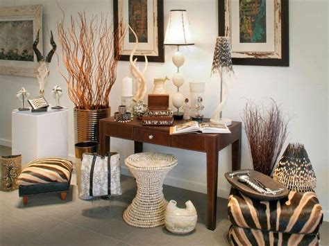 Home Decoration : 20 Natural African Living Room Decor Ideas