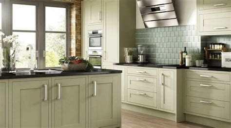 23 Green Kitchen Cabinets Ideas For Your Kitchen Interior
