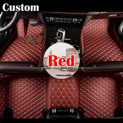 ᑎ‰custom Fit Car Floor ᗗ Mats Mats For Toyota Land Cruiser