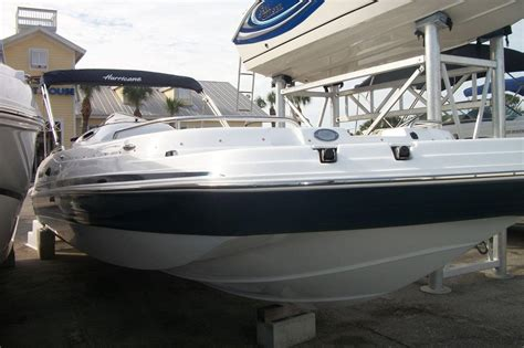 Hurricane Fun Deck Boats Used by Hurricane Fun Deck New And Used Boats For Sale