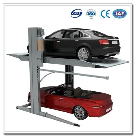 Home Garage Car Lift Underground Garage Lift Narrow Garage