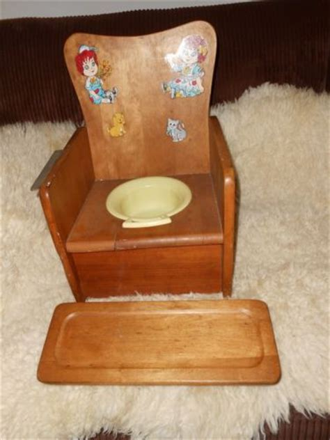 77 best vintage potty chair images on