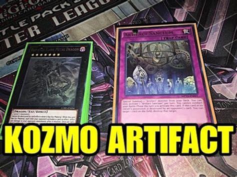 yu gi oh kozmo artifact deck profile february 2016