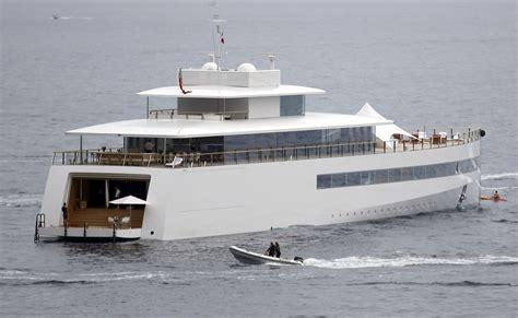Steve Jobs Boat by Venus The Super Yacht Of Steve Jobs Cost 136 5 Million