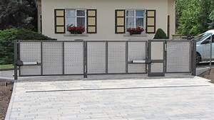 Zäune Aus Metall : beste von gartenzaun edelstahl einzigartige ideen zum sichtschutz ~ Markanthonyermac.com Haus und Dekorationen