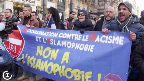 islam manifestations pour l abrogation de la loi du 15 mars 1984 sur le port du voile europe
