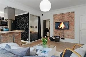 Kleine Wohnung Optimal Einrichten : 1001 ideen zum thema kleine r ume geschickt einrichten ~ Markanthonyermac.com Haus und Dekorationen