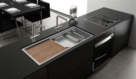 workstation sink by ruvati azure magazine
