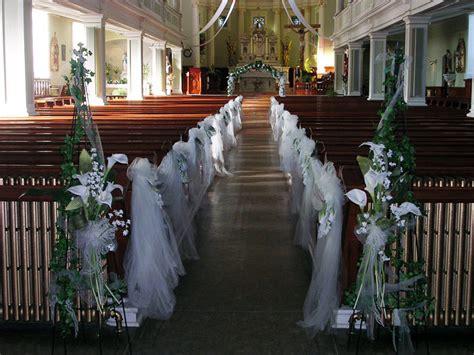 mariage eglise decoration