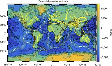 what theory explains how earth s plates form and move plate tectonics new findings fill out the 50 year old