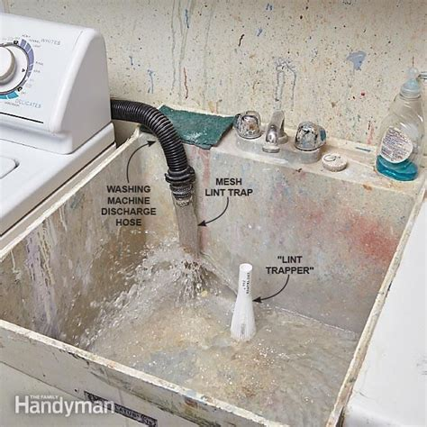 how to prevent clogged drains washing machine hose and washing machine