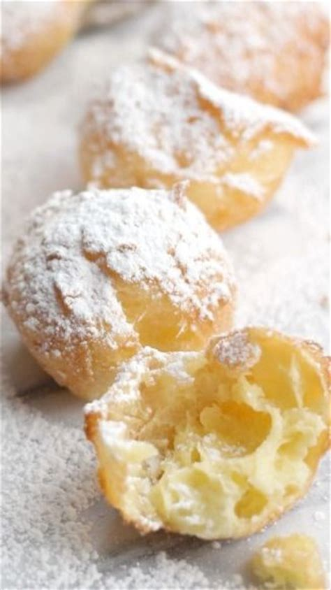1000 ideas about how to make beignets on beignets beignet recipe and food