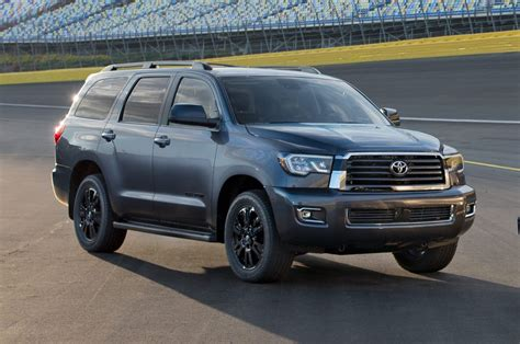 2019 Toyota Sequoia Review, Release Details, Redesign