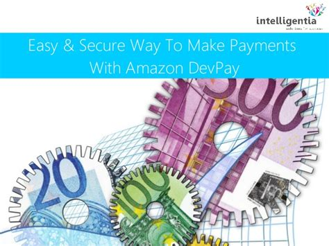 Amazon Devpay  Makes Your Payment Easy And Secure