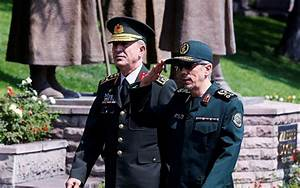 Iran's Chief of Staff, Turkish Top Officials to Discuss ...