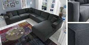 Sofa In U Form : sofa couch u form g nstig online kaufen bei yatego ~ Markanthonyermac.com Haus und Dekorationen