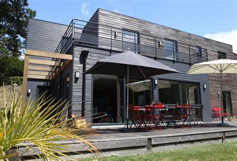 maison bois contemporaine en baie de somme c 244 t 233 baie location de maisons de vacancesc 244 t 233
