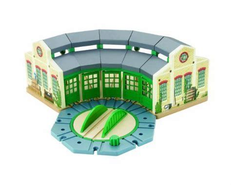 friends wooden railway tidmouth sheds by fisher